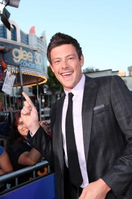 photo 18/23 - Cory Monteith - Avant-première du film Glee on Tour 3D - Glee on tour : le film - © 20th Century Fox