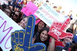 photo 20/23 - Avant-première du film Glee on Tour 3D - Glee on tour : le film - © 20th Century Fox