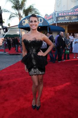 photo 15/23 - Lea Michele - Avant-première du film Glee on Tour 3D - Glee on tour : le film - © 20th Century Fox