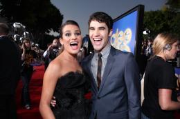 photo 23/23 - Lea Michele, Darren Criss - Avant-première du film Glee on Tour 3D - Glee on tour : le film - © 20th Century Fox