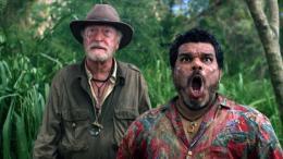 photo 11/50 - Michael Caine, Luis Guzman - Voyage au centre de la Terre 2 : l'île mystérieuse - © Warner Bros