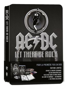 photo 1/5 - AC/DC Let there be Rock - © Warner Home Vidéo