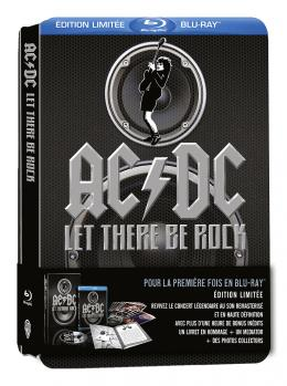 photo 2/5 - AC/DC Let there be Rock - © Warner Home Vidéo