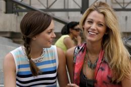 photo 31/38 - Leighton Meester, Blake Lively - Gossip Girl - Saison 3 - © Warner Home Vidéo