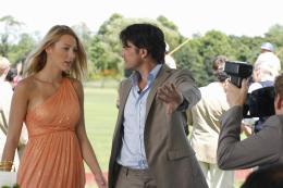 photo 29/38 - Blake Lively, Matthew Settle - Gossip Girl - Saison 3 - © Warner Home Vidéo
