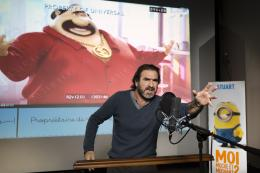 photo 22/125 - Eric Cantona - Moi, moche et m�chant 2 - © Universal Pictures International France
