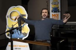 photo 16/125 - Eric Cantona - Moi, moche et m�chant 2 - © Universal Pictures International France