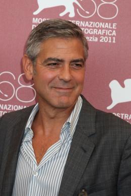 photo 23/69 - George Clooney - Photocall Les Marches du Pouvoir, 31 aout 2011, Venise - Les Marches du pouvoir - © Isabelle Vautier pour Commeaucinema.com