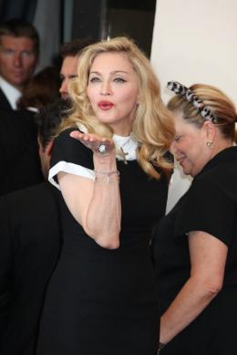 photo 26/48 - Madonna - Photocall du film W.E., 1er septembre 2011, Venise - W.E. - Wallis et Edouard - © Isabelle Vautier pour Commeaucinema.com