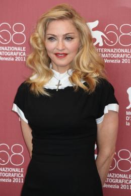 photo 25/48 - Madonna - Photocall du film W.E., 1er septembre 2011, Venise - W.E. - Wallis et Edouard - © Isabelle Vautier pour Commeaucinema.com