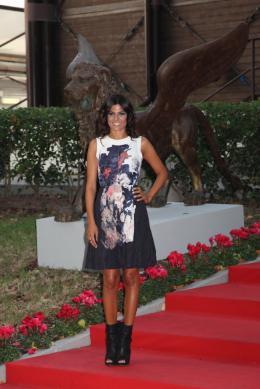 photo 14/16 - Valeria Solarino - Présentation du film Ruggine, 1er septembre 2011, Venise - Rouille - © Isabelle Vautier pour Commeaucinema.com