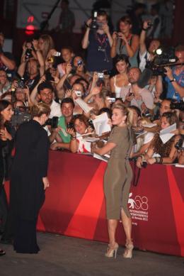 photo 41/54 - Kate Winslet - Pr�sentation du film Carnage, 1er septembre 2011, Venise - Carnage - © Isabelle Vautier pour Commeaucinema.com