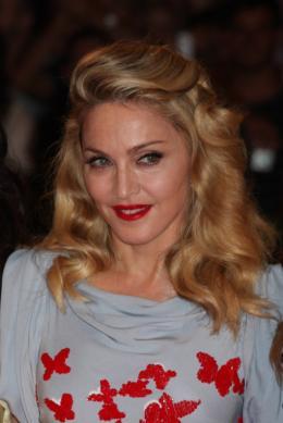 photo 33/48 - Madonna - Présentation du film W.E., 1er septembre 2011, Venise - W.E. - Wallis et Edouard - © Isabelle Vautier pour Commeaucinema.com