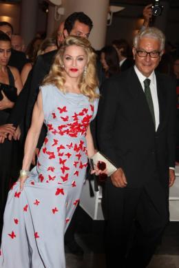 photo 34/48 - Madonna - Présentation du film W.E., 1er septembre 2011, Venise - W.E. - Wallis et Edouard - © Isabelle Vautier pour Commeaucinema.com