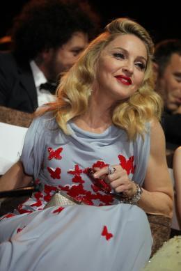photo 48/48 - Madonna - Présentation du film W.E., 1er septembre 2011, Venise - W.E. - Wallis et Edouard - © Isabelle Vautier pour Commeaucinema.com