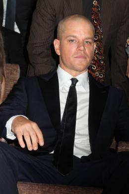 photo 104/108 - Matt Damon - Présentation du film Contagion, Venise 2011 - Contagion - © Isabelle Vautier pour Commeaucinema.com
