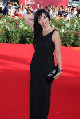 photo 28/30 - Maria de Medeiros - Présentation du film Poulet aux Prunes, Venise 2011 - Poulet aux prunes - © Isabelle Vautier pour Commeaucinema.com