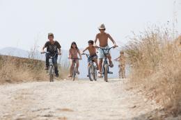 photo 3/11 - Armando Condolucci, Fiorella Campanella, Marco d'Orazi, Francesco Huang - Jeux d'été - © Rezo Films