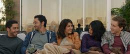 photo 7/9 - Géraldine Nakache, Leïla Bekhti, Baptiste Lecaplain, Manu Payet, Nader Boussandel - Nous York - © Pathé Distribution