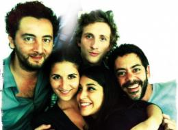 photo 1/9 - Géraldine Nakache, Leïla Bekhti, Baptiste Lecaplain, Manu Payet, Nader Boussandel - Nous York - © Pathé Distribution