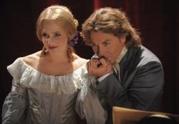 photo 8/10 - Nathalie Manfrino, Roberto Alagna - Celles qui aimaient Richard Wagner - © Séance tenante