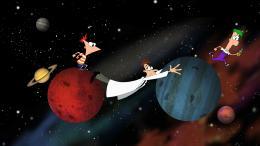 photo 8/10 - Phineas et Ferb le film - Voyage dans la 2nde dimension - © Walt Disney Home Entertainment