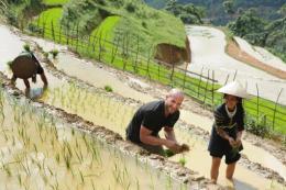 Rendez-vous en Terre inconnue - Frédéric Michalak au Vietnam photo 4 sur 8