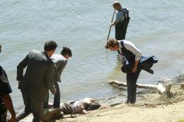 Mentalist - Saison 3 Owain Yeoman, Robin Tunney et Simon Baker photo 3 sur 12