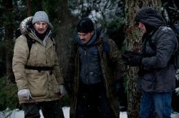 photo 5/27 - Liam Neeson, Joe Anderson - Le Territoire des loups - © Metropolitan Film