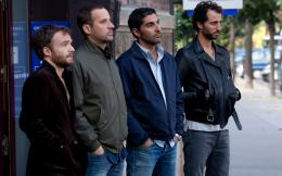 photo 4/13 - Frédéric Testot, Arié Elmaleh, Ary Abittan et Jonathan Lambert - Dépression & des potes - © Studio Canal