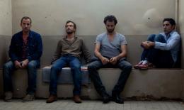 photo 5/13 - Frédéric Testot, Arié Elmaleh, Ary Abittan et Jonathan Lambert - Dépression & des potes - © Studio Canal