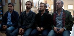 photo 9/13 - Frédéric Testot, Arié Elmaleh, Ary Abittan et Jonathan Lambert - Dépression & des potes - © Studio Canal