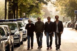 photo 10/13 - Fr�d�ric Testot, Ari� Elmaleh, Ary Abittan et Jonathan Lambert - D�pression & des potes - © Studio Canal
