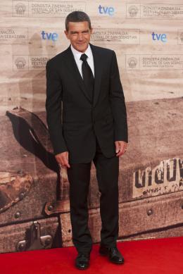 photo 60/135 - Antonio Banderas - Présentation du film Le Chat Potté au Festival de San Sebastian 2011 - Le Chat Potté - © Paramount