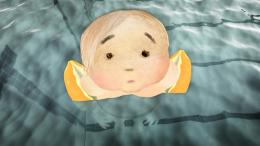 photo 1/3 - La Le�on de natation