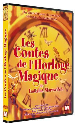 Les Contes de l'horloge magique Jaquette dvd photo 6 sur 6