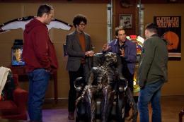 photo 21/34 - Richard Ayoade, Ben Stiller, Vince Vaughn, Jonah Hill - Voisins du troisième type - © 20th Century Fox