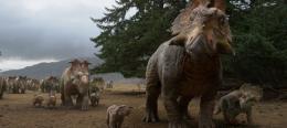 Sur la terre des dinosaures 3D photo 9 sur 28