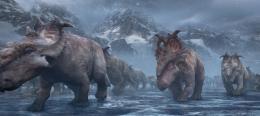 Sur la terre des dinosaures 3D photo 5 sur 28