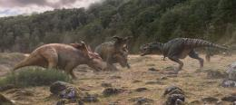 Sur la terre des dinosaures 3D photo 4 sur 28
