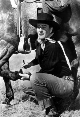 L'ange et le mauvais garçon John Wayne photo 1 sur 13