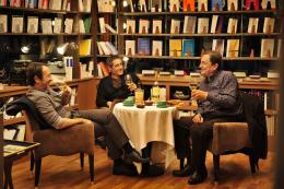photo 12/25 - Jean-Hugues, Gérard Lanvin, Wladimir Yordanoff - Amitiés sincères - © SND