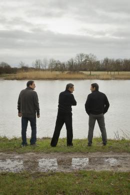 photo 22/25 - Wladimir Yordanoff, Gérard Lanvin, Jean-Hugues Anglade - Amitiés sincères - © SND