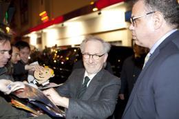 photo 49/58 - Steven Spielberg - Avant-premi�re Les Aventures de Tintin : le secret de la licorne - Les Aventures de Tintin : Le Secret de la Licorne - © Sony Pictures
