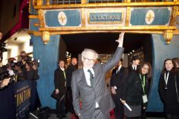 photo 47/58 - Steven Spielberg - Avant-première Les Aventures de Tintin : le secret de la licorne - Les Aventures de Tintin : Le Secret de la Licorne - © Sony Pictures