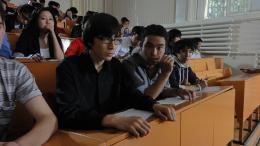 photo 11/14 - Nurlan Baitasov - L'étudiant - © Les Acacias