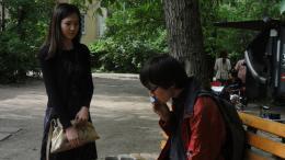 photo 12/14 - Nurlan Baitasov, Maiya Serkibayeva - L'étudiant - © Les Acacias