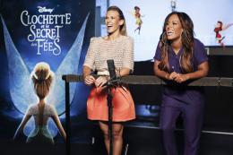 Amel Bent Doublage de Clochette et le secret des fées photo 8 sur 9