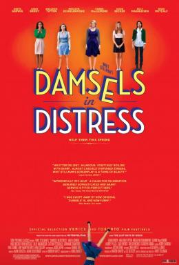 photo 15/15 - Affiche - Damsels in Distress