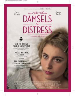 photo 14/15 - Affiche officielle - Damsels in Distress - © Sony Pictures